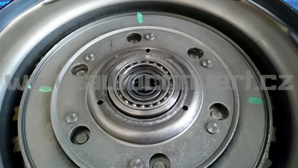 6HP19 lockup c